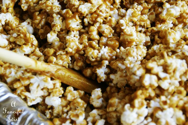 Caramel corn 12
