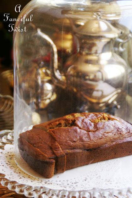 Pumpkin Bread 6