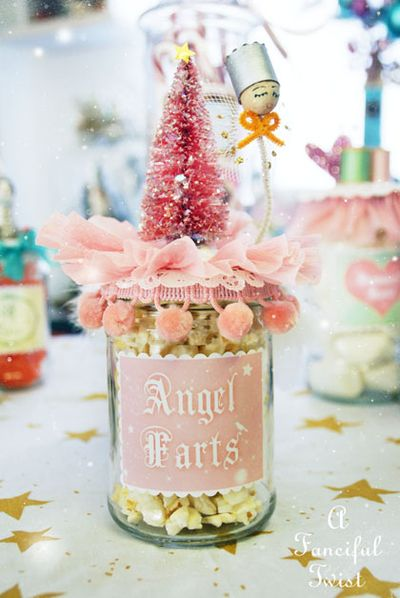 Christmas Jar Labels 13