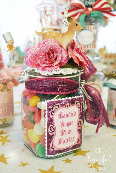Christmas Jar Labels 14