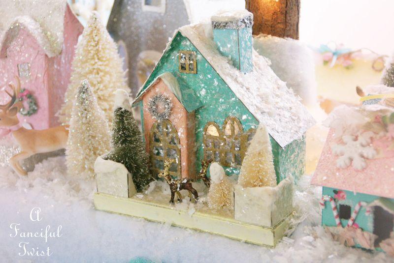 Winter village 2