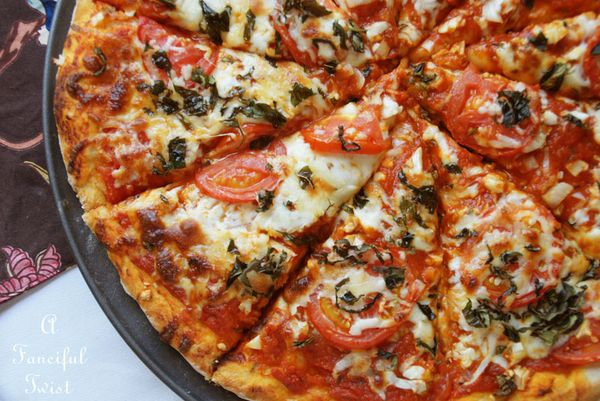 Homemade Pizza 1