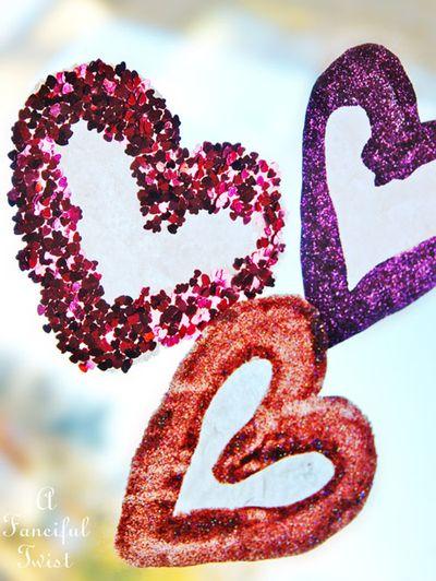 Glue hearts 2
