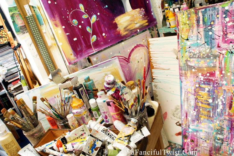 Vanessa Valencia Studio 1