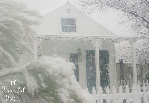 Snow fall 8