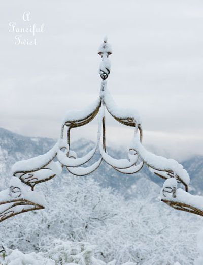 Snow fall 24