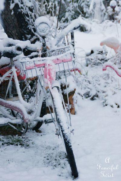 Snow fall 30