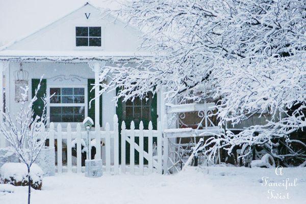 Snow fall 31