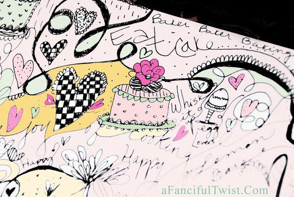 Doodle sweet 2