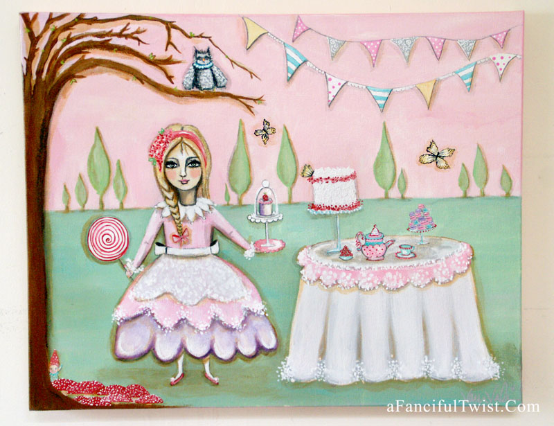 Tea Party in the Magical Cypress Grove 6