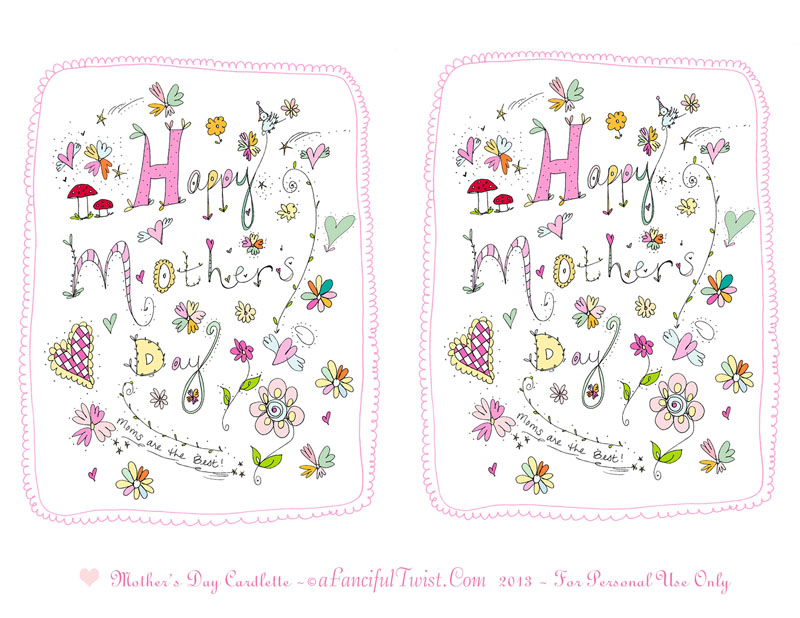 A Fanciful Twist Mothers Day Final Cardlettes PDF blog