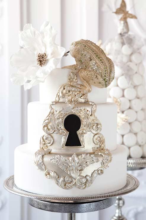 Cake Opera Co Fairytale Cake