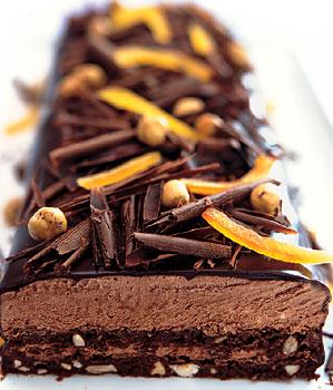 Chocloate orange cake