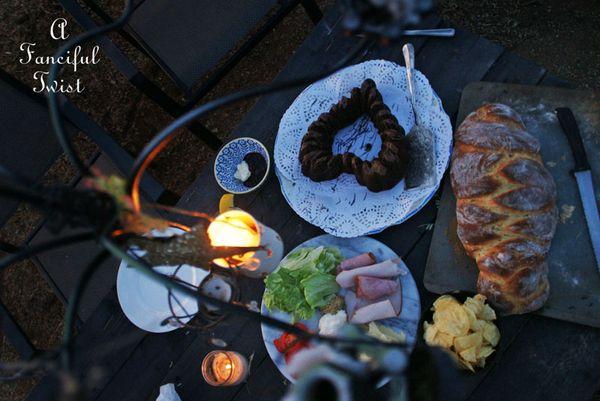 Evening picnic 5
