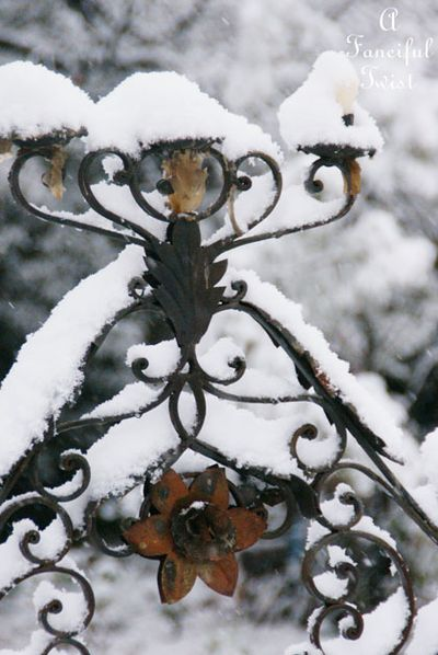 Snow fall 34