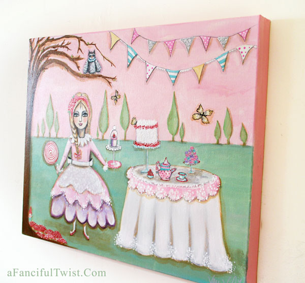 Tea Party in the Magical Cypress Grove 5