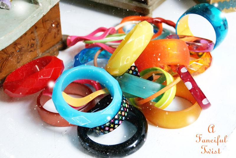 Bright bangles 5