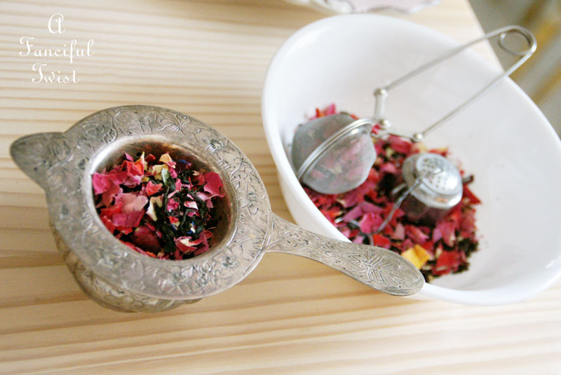 Rose tea 14