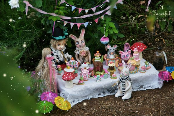 Mad tea party 7