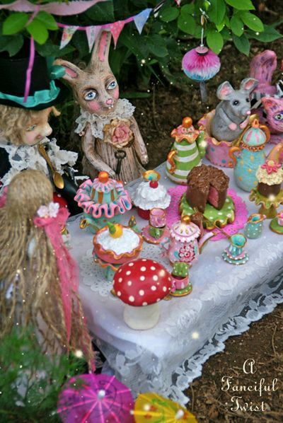 Mad tea party 4