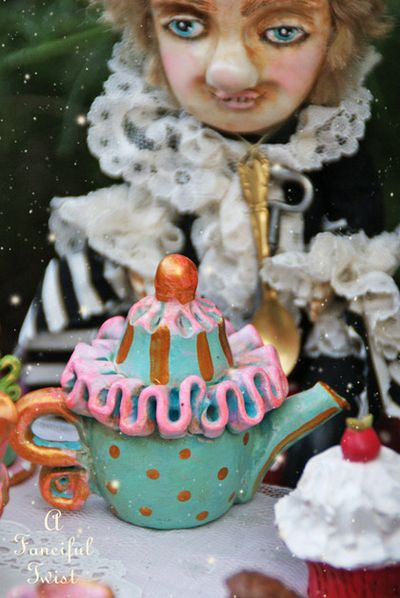 Mad tea party 9