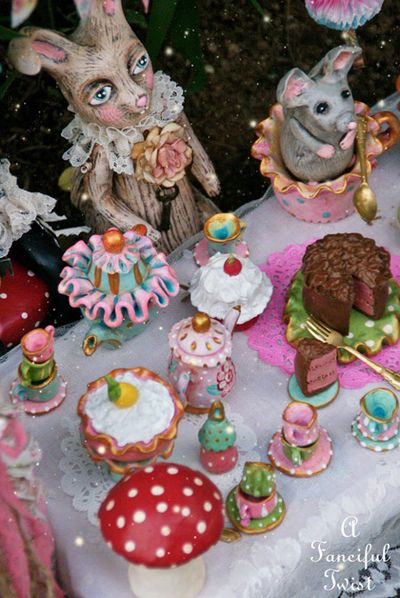 Mad tea party 21