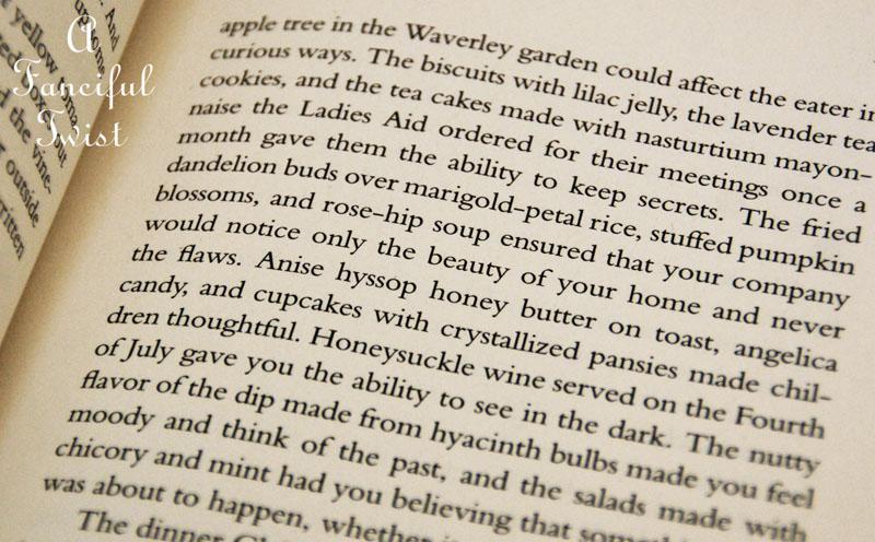 Garden Spells Book