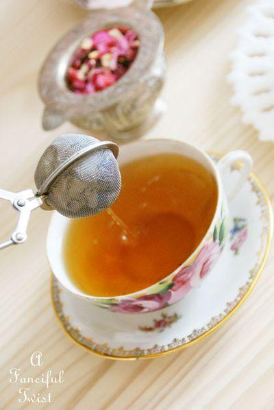 Rose tea 15