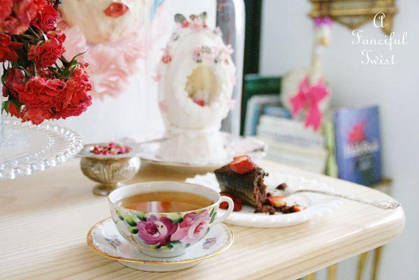Rose tea 12