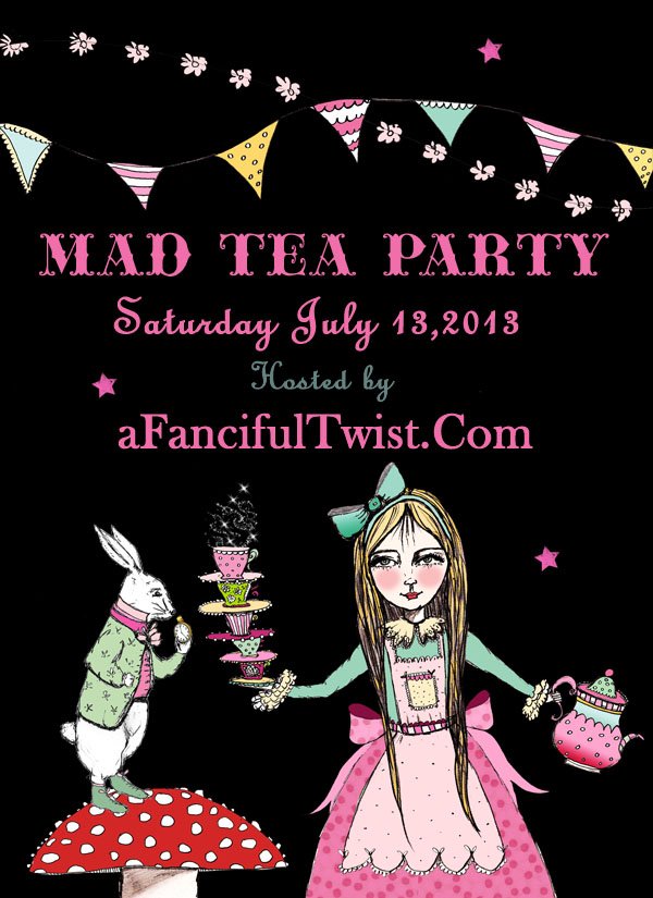 A Fanciful Twist's Mad Tea Party 2013