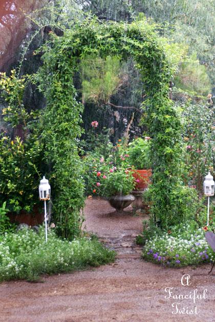Garden rain 36