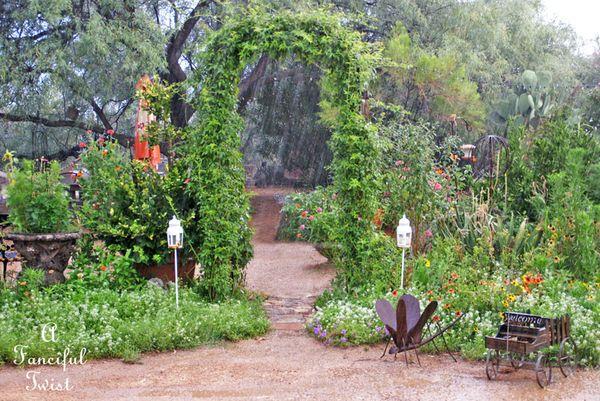 Garden rain 35