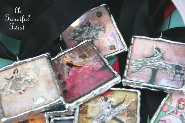 Art pendants 2