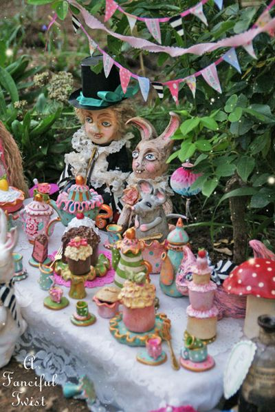 Mad tea party 14