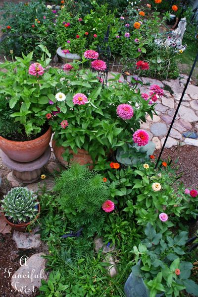 Garden rain 50