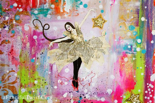 The circus girl 7