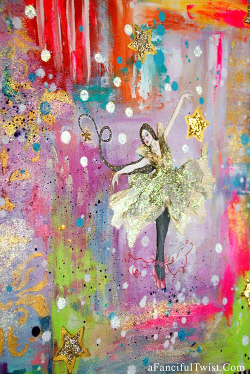The circus girl 2