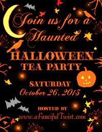 A Fanciful Twist Halloween Invite 2013 button