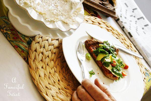 Pizza breakfast 2