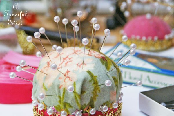 Princess pincushion 13