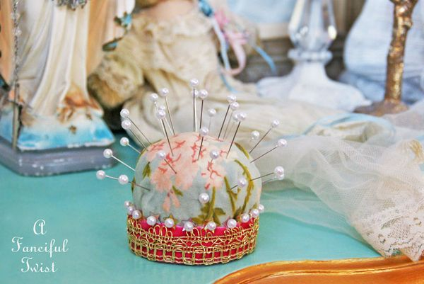 Princess pincushion 14