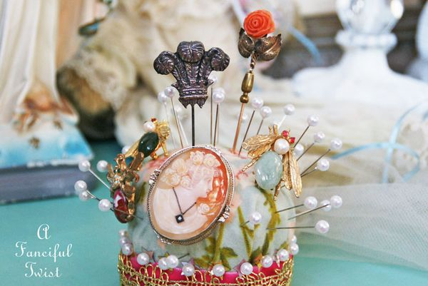 Princess pincushion 15