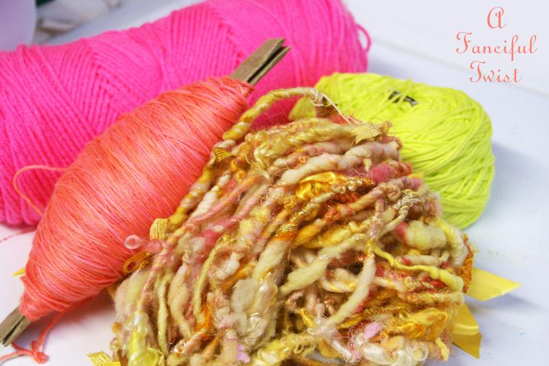 Yarn chatter 9