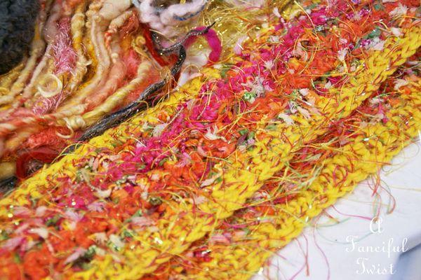 Yarn chatter 16