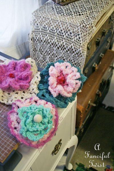 Yarn chatter 17