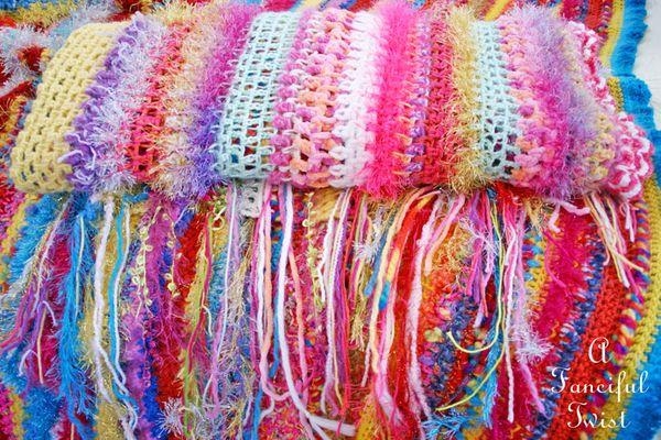 Crochet and homemade pasta 6