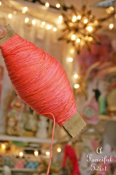 Yarn chatter 3