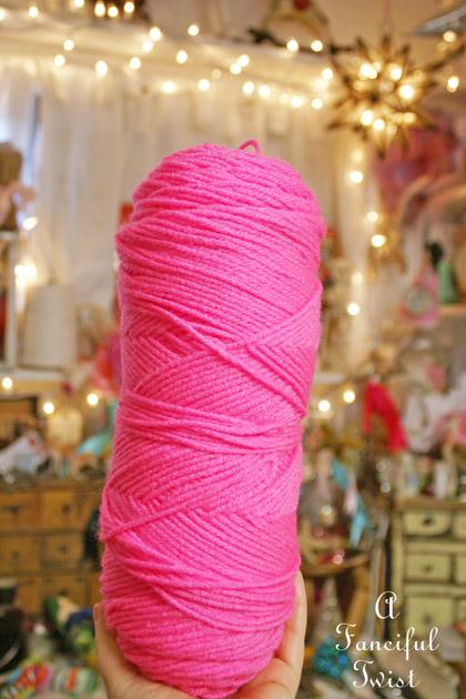 Yarn chatter 6