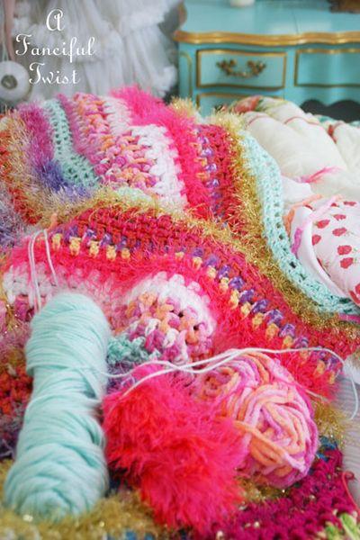 Yarn chatter 18