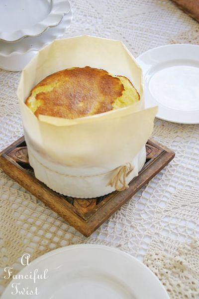 Lemon souffle 7